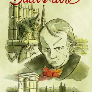Charles Baudelaire in una graphic novel