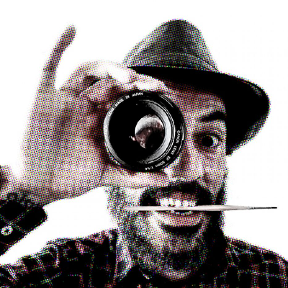 """Paradiso Italia"" parla Mirko Orlando fotografo e fumettista"