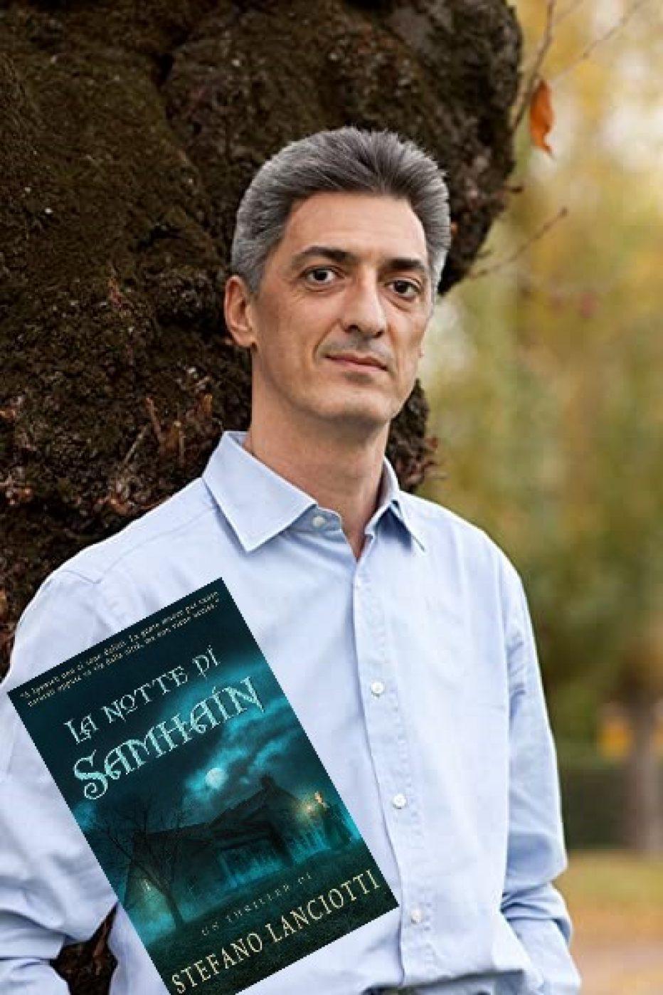 Stefano Lanciotti, tra gli scrittori più letti