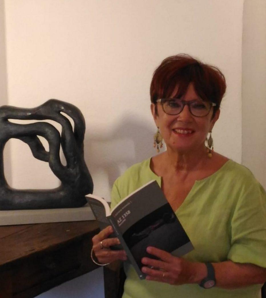 """AZ 1358 – Racconti"" di Adriana Aromolo"