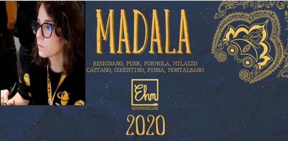 """Madala"" parla l'illustratrice Emiliana Pinna"