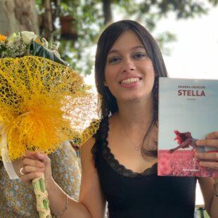 """""""Stella"""" esordio letterario di Arianna Andreoni"""