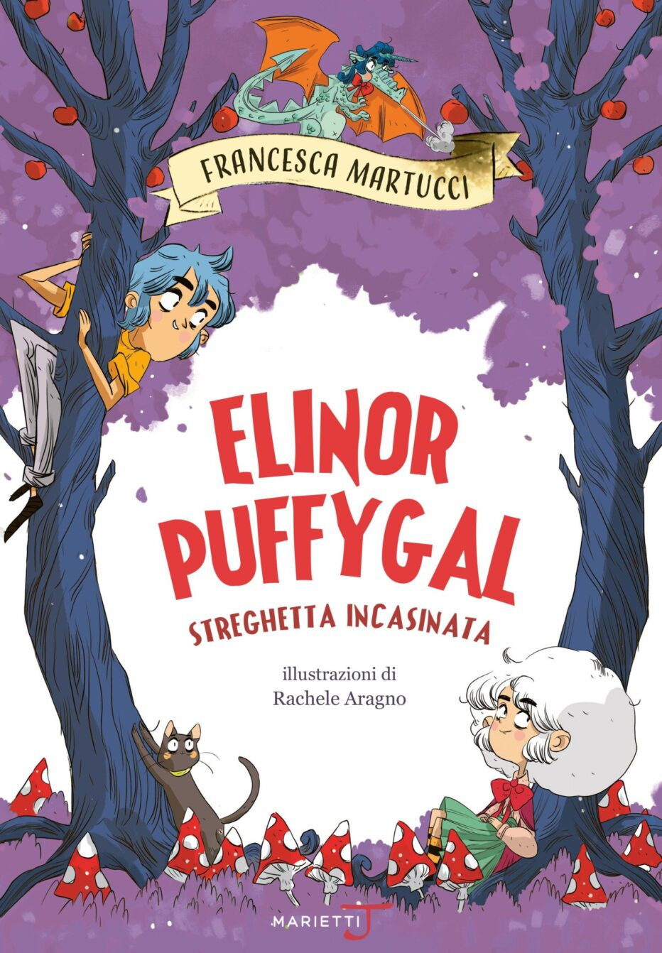 Elinor Puffygal – Streghetta incasinata