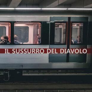 """""""Il sussurro del diavolo"""" di Alessandro Pugi"""