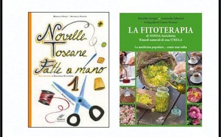 Novelle toscane fatte a manoe La fitoterapia di Nonna Enrichetta