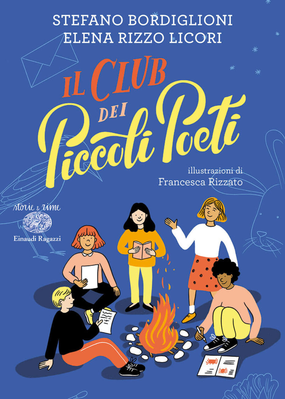 """Elena Rizzo Licori parla di """"Il Club dei Piccoli Poeti"""""""