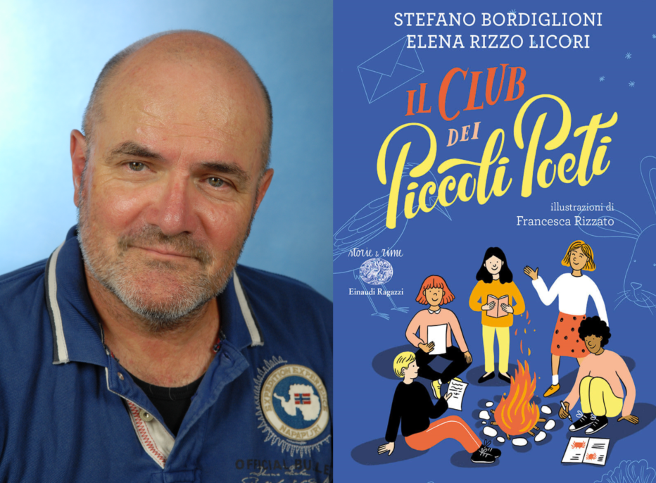 Intervista a Stefano Bordiglioni, autore Einaudi