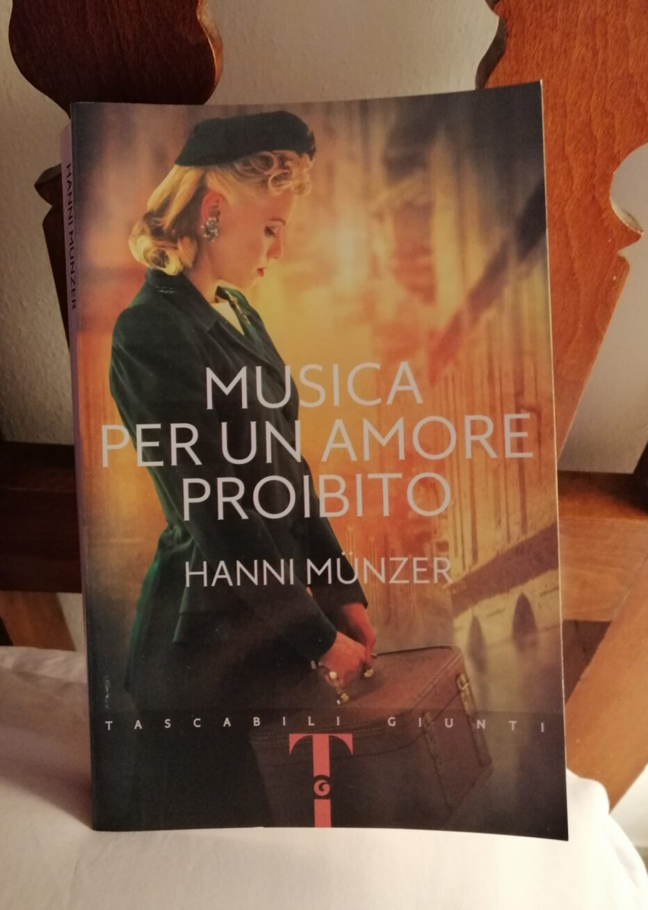 """""""Musica per un amore proibito"""" di Hanni Munzer"""